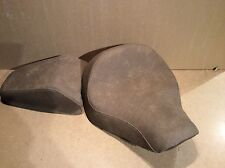 Harley FATBOY LO Seat Cover (distressed style)