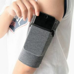 Phone Arm Band Holder Running Bag Gym Case Sports Jogging Exercise Waterproof