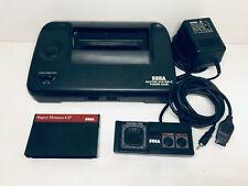 Sega Master System II + Controller + Kabel + Spiel
