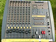 More details for studiomaster powerhouse horizon 1208 .1200w pa mixing desk with fx..dj / band