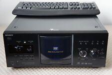 sony dvp-cx985v dvd player mit tastatur
