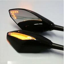 LED Turn Signal Mirrors Aprilia RS4 125 RSV4 Factory APRC Special Edition