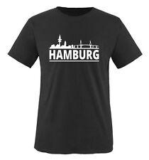 HAMBURG - SKYLINE - Herren T-Shirt