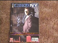 Csi Ny # 2 Comic Book Vf/Nm Photo Cover