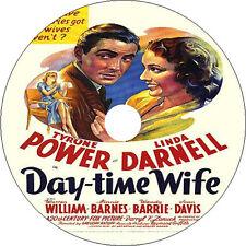 Day-Time Wife _ Tyrone Power Linda Darnell Warren William 1939 V rare