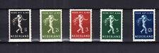 Nederland 327 - 331 Kind 1939 postfris met de originele gom