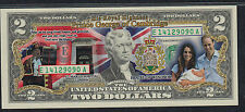 Banknote 2013 United States of America $2 Prince George of Cambridge in pack