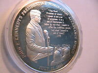 2007 American Mint John Kennedy Medal Life & Legacy Series Limited Edition Proof