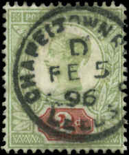 Great Britain Scott #113 Used with Circular Date Stamp