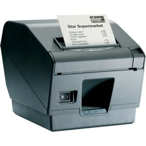 New Star Micronics - Direct Thermal Label / Receipt Printer #TSP743IIU-24GRY