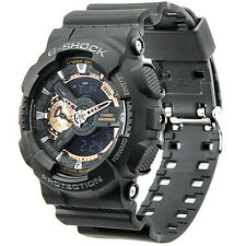 *NEW* CASIO MENS G SHOCK ROSE GOLD WATCH OVERSIZE XL GA-110RG-1AER 1ADR  RRP£169
