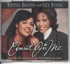 Whitney Houston & CeCe Winans - Count On Me (CD Single)