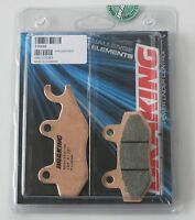 BRAKING 1 Par Pastillas de Freno Delantero P30 Para Suzuki Burgman ABS 400 2012