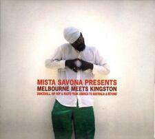 MISTA SAVONA PRESENTS MELBOURNE MEETS KINGSTON CD