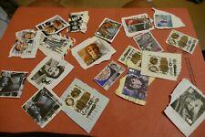16 cinema & Television British UK GB commemorative postage stamps postal mail