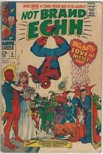 Marvel Comics Not Brand Echh Vol 1 (1967 Series) # 6 Parody