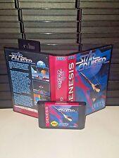 Star Cruiser - role playing shooter Game for Sega Genesis! Cart & Box!