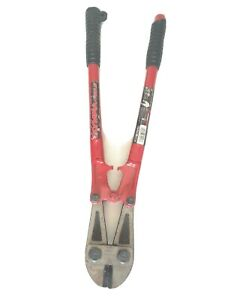 """Olympia 18"""" Bolt and wire Cutter Industrial Quality"""