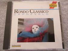 Rondo Classico - Carnevalo - Ariola Express CD