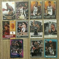 San Antonio Spurs Starter Pack! Cards Lot from 1989 - 2020 Robinson Duncan Kawhi