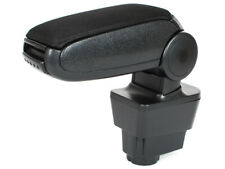 BLACK FABRIC ARMREST + MOUNTING KIT FOR FIAT GRANDE PUNTO / EVO 2005-2012