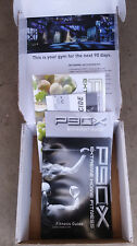 P90X Extreme Home Fitness 12 DVD Set Resistance Bands Nutrition Plan