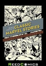 MIKE ZECK CLASSIC MARVEL STORIES ARTIST EDITION HARDCOVER New Sealed Hardback