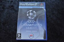 Uefa Champions League 2004 - 2005 Geen Manual Playtation 2 PS2