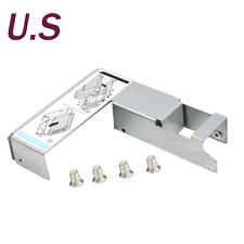 "9W8C4 Y004G 3.5"" to 2.5"" Adapter for Dell F238F R730 R720 SAS/SATA Tray Caddy"