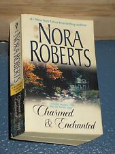 Charmed & Enchanted by Nora Roberts FREE SHIPPING 0373285027