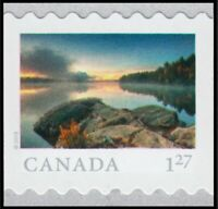 ALGONQUIN Prov. Park = FROM FAR AND WIDE = Coil/Roll stamp MNH-VF Canada 2019