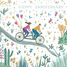 Together Happy Anniversary Greeting Card By The Curious Inksmith Greetings Cards