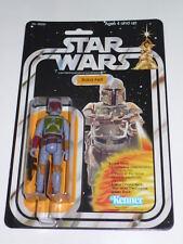 Vintage 1978 Star Wars 21 Back Boba Fett Recard Kit (Figure not included)