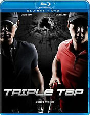 TRIPLE TAP (Lam Suet) - BLU RAY - Region Free - Sealed