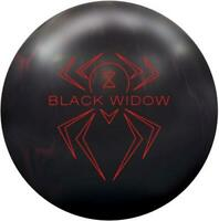 New Hammer Black Widow 2.0 Bowling Ball | 1st Quality 15# | Pin 2-3""