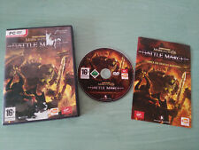 WARHAMMER MARK OF CHAOS BATTLE MARCH EXPANSION JUEGO PC DVD-ROM EDICION ESPAÑA