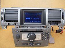 VAUXHALL Vectra C Signum SAT NAV CD70 Navi Stereo Lettore CD e visualizzazione