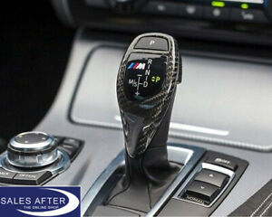 Original BMW M Performance F10 F11 F06 F12 F13 Blende Gangwahlschalter Carbon