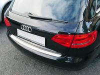 AUDI A4 B8 Avant Ladekantenschutz Edelstahl Schutzkante 1.8T V6  RS4 S4 TDI