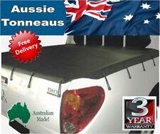 Aussie Tonneaus: Mitsubishi Triton ML Dual Cab Bunji Cord Ute Tonneau 06 to 2009