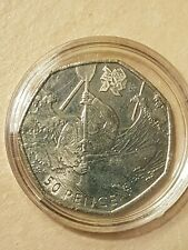 New listing 2012 Olympic Canoeing 50p coin