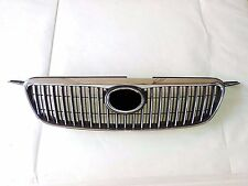CHROM GRILL FOR 2003-2006 TOYOTA COROLLA ALTIS JDM BUMPER GRILLE 03-06 GTC1