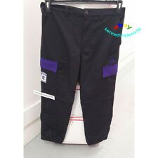ADIDAS ORIGINALS HARDIES PANTS DU3895 BLACK PURPLE MENS SIZE 34X32,36X32