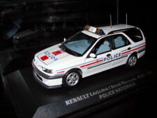 RE15E Voiture 1/43 M6 Universal Hobbies RENAULT Laguna I break Police RXE