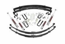 """Rough Country 3.0"""" Suspension Lift Kit, fits Toyota Pickup 4WD; 71030"""
