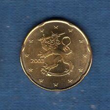 Finlande - 2003 - 20 centimes d'euro - Pièce neuve de rouleau -