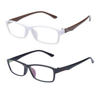 NEW Computer TV Radiation Protection clear lens Glasses Vision Care