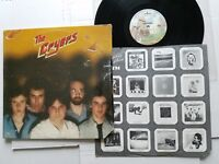 THE CRYERS - Self Titled s/t 1978 POWER POP (LP) + inner