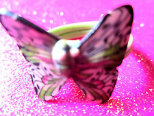 Plastic Butterfly Size 8