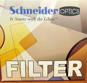 New Schneider 95mm White Frost Round 1 Filter (Tiffen Pro-mist) 68-086395